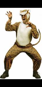 Déguisement tigre adulte taille M