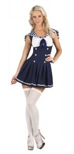 Déguisement uniforme marin femme sexy