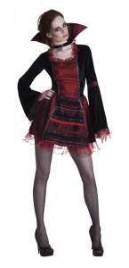 Déguisement vampire Empress Halloween femme