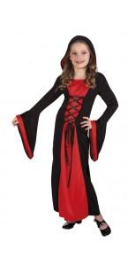 Déguisement vampire Halloween fille