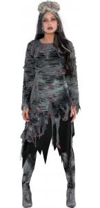 Déguisement Zombie Halloween M/L