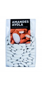 Dragées Amande Avola Blanc  450 gr