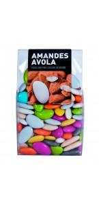 Dragées Amande Avola Multicolore  450 gr