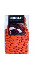 Dragées chocolat Capucine  500 gr