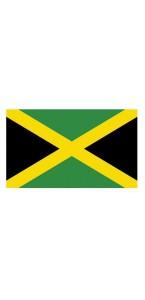 Drapeau Jamaïque 150 x 90 cm