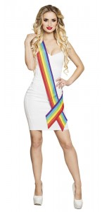 Echarpe Rainbow