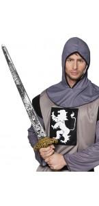 Epée de chevalier 88 cm