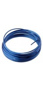 Fil aluminium bleu 2 mm x 5 m