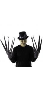Gants Edouard aux mains de fer Halloween