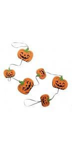 Guirlande Citrouilles Halloween 150 cm