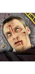 Impacts de balle Halloween