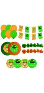 Kit décoration Saint Patrick 15 pièces