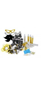 Kit Cotillons 6 personnes luxe