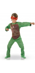 Kit de déguisement Tortue Ninja enfant
