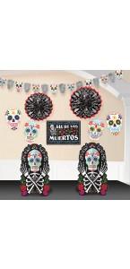 Kit décoration Jour des morts Halloween