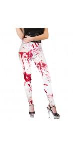 Legging sanguinolent Halloween