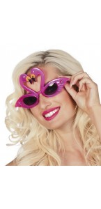 Lunettes Flamant Rose