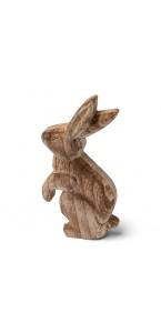 Lapinou en bois 10,5 cm