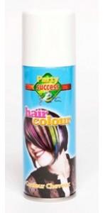 Laque cheveux blanche en spray 125 ml