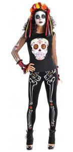 Leggings Jour des Morts Halloween