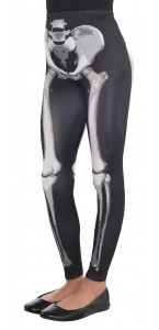 Leggings Squelette Halloween