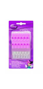 Lot de 12 bougies Minnie Bow-tique