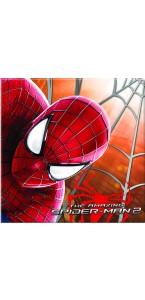 Lot de 20 serviettes jetables amazing spiderman 2