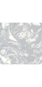 Lot de 20 serviettes papier intissé marbré argent 40 x40 cm