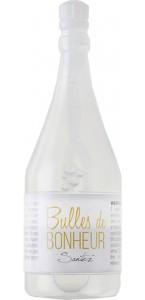 Lot de 4 bulles de savon champagne 10 cm x 1 cm