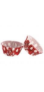 Lot de 50 Caissettes pour cupcake Minnie  5 cm x 3 cm