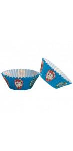 Lot de 50 Caissettes pour cupcake Paw Patrol  5 cm x 3 cm