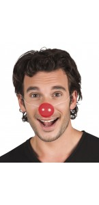 Lot de 6 nez de clown