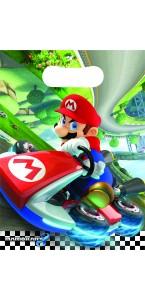Lot de 6 sachets cadeaux Super Mario