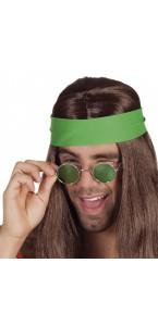 Lunettes Hippie John 6 couleurs assorties