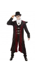Manteau de vampire Halloween