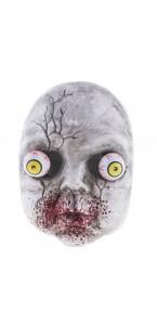 Masque bébé effrayant Halloween adulte