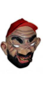 Masque Camioneur avec casquette Halloween