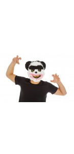 Masque Panda tueur Halloween