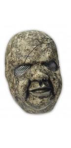 Masque tête de putréfié Halloween