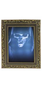 Miroir Hanté 3D Lumineux Halloween 79 x 56 cm