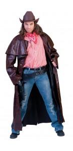Manteau de cowboy homme