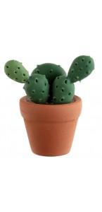 Marque -Place Cactus 2,5 x 6 cm