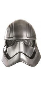 Masque adulte PVC Captain Phasma