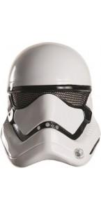 Masque adulte PVC classique Stormtrooper