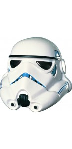 Masque adulte PVC Stormtrooper