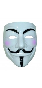 Masque anonymous Halloween