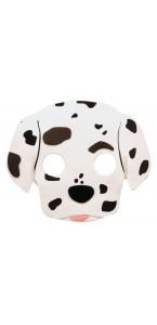 Masque dalmatien enfant