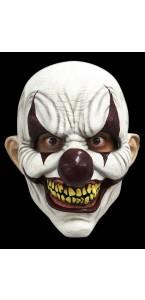 Masque de clown effrayant intégral Halloween