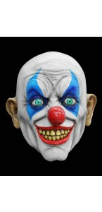 Masque de clown psycho intégral Halloween