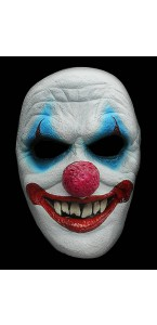 Masque de clown Sneakey Halloween